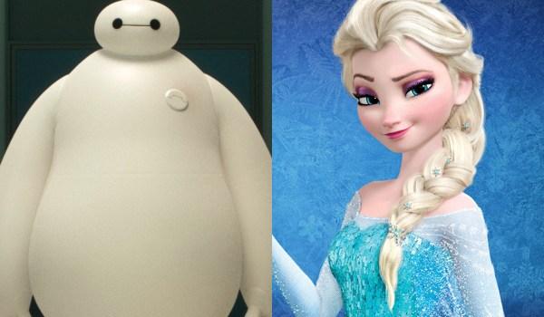 Big Hero 6 Better Than Frozen?
