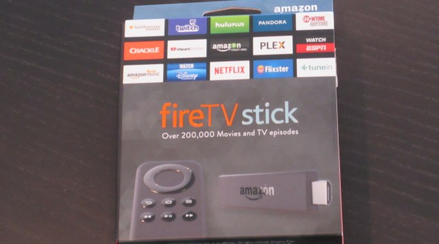 Amazon FireTV Stick Review