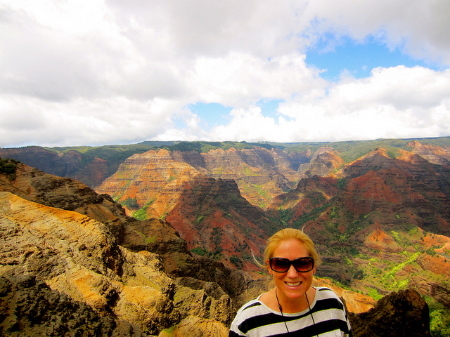 Grand Canyon of the Pacific Waimea Canyon