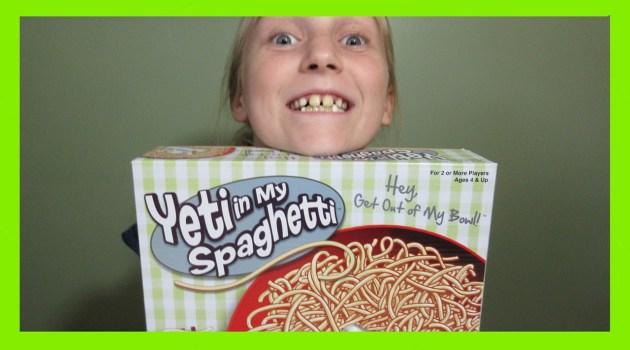 Yeti In My Spaghetti Unboxing!