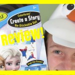 Disney Frozen Colorforms Unboxing and Review!