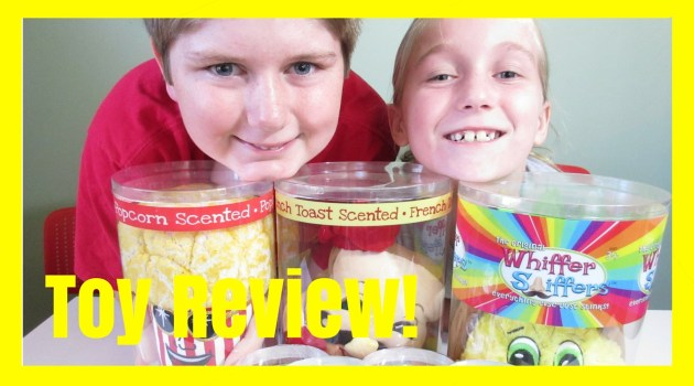Whiffer Sniffers Unboxing and Review!