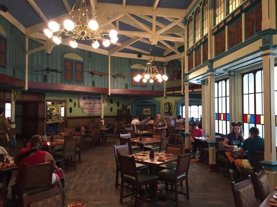 Skipper Canteen Mess Hall
