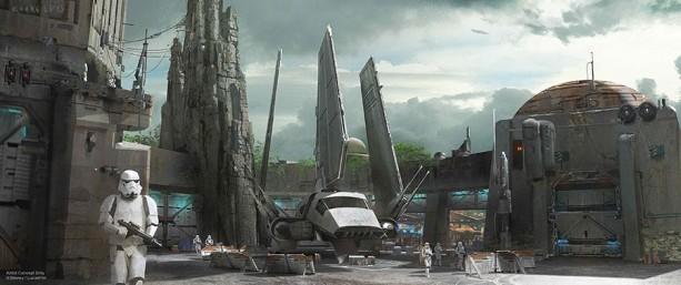 NEW Updates! Star Wars Land at Disney's Hollywood Studios in Walt Disney World