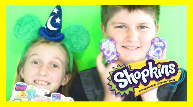Shopkins Season 4 Opening!
