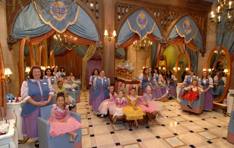 Changes to Bibbidi Bobbidi Boutique at Walt Disney World