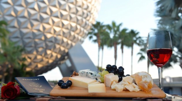 Eat to the Beat Concert Line Up – Epcot International Food and Wine Festival