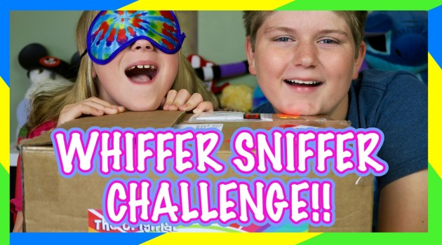 The Whiffer Sniffer Challenge!