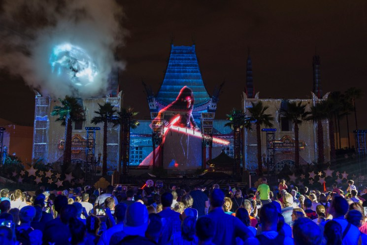 Star Wars: A Galactic Spectacular at Disney's Hollywood Studios, Walt Disney Resort