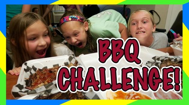 Kansas City Barbecue Challenge!
