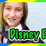 Kids Disney World Every Day Carry Bag