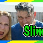 Parents Slime Bucket Challenge