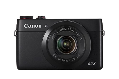 Canon PowerShot G7 X Digital Camera WiFi Enabled