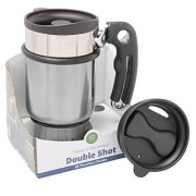 French-Press-Travel-Mug-with-Handle-Storage-Container-for-Extra-Coffee-and-2-Spill-Proof-Lids-14-oz-Silver-0-0