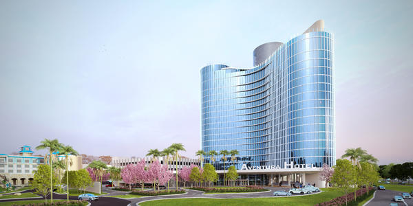 Universal's Aventura Hotel to Bring Affordable-Chic to Life at Universal Orlando Resort in Summer 2018