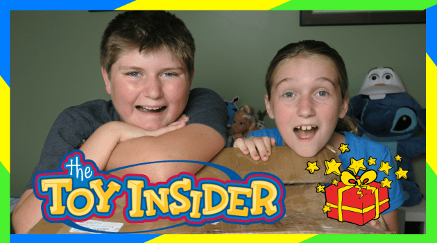 Toy Insider Christmas Toy Surprise!