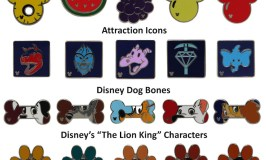 Unique Hidden Mickey Pins to Appear in Disney Parks