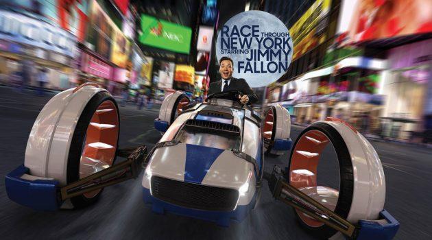 Jimmy Fallon Ride Opens April 6 at Universal Orlando