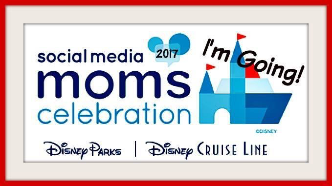 Disney Social Media Moms Badge 2017