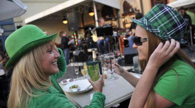 Celebrating St. Patrick's Day at Raglan Road in Disney Springs