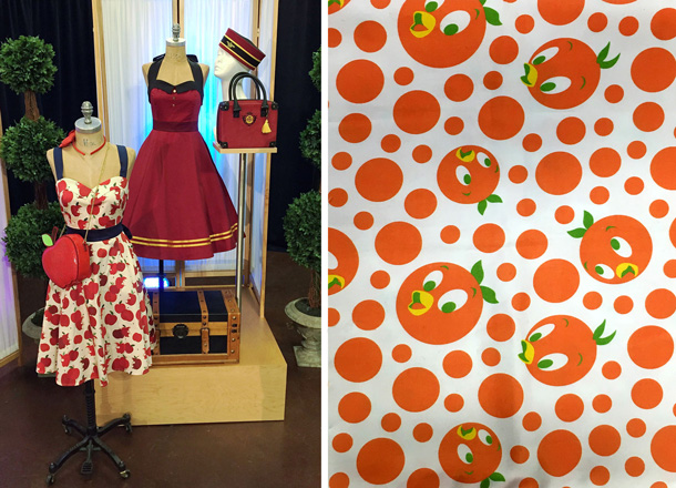 Coming to Disney Springs Marketplace Co-Op, The Dress Shop offering vintage looking Parks-inspired dresses!