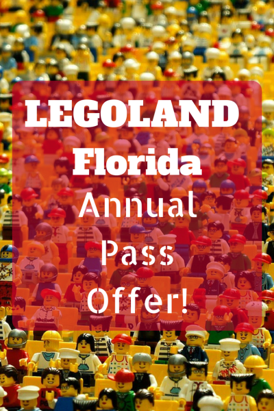 Annual Pass LEGOLAND® Florida Resort for $99 During Limited-Time 'Flash' Sale