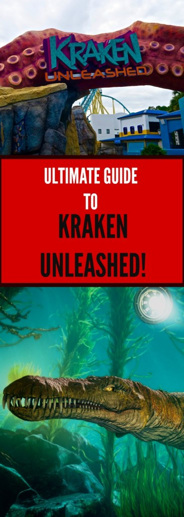 New Virtual Reality Kraken