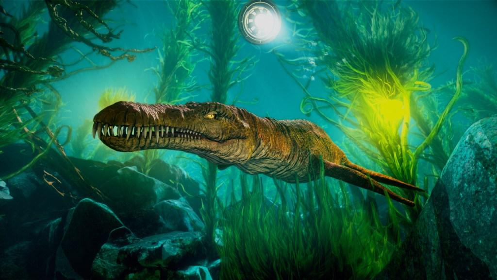 New Virtual Reality Kraken Kelp Forest