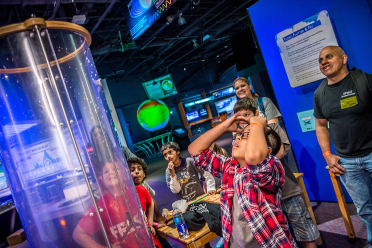 KidsTown at Orlando Science Center is turning into a superhero metropolis for Superhero Week! Find out what adventures there are at Orlando Science Center.