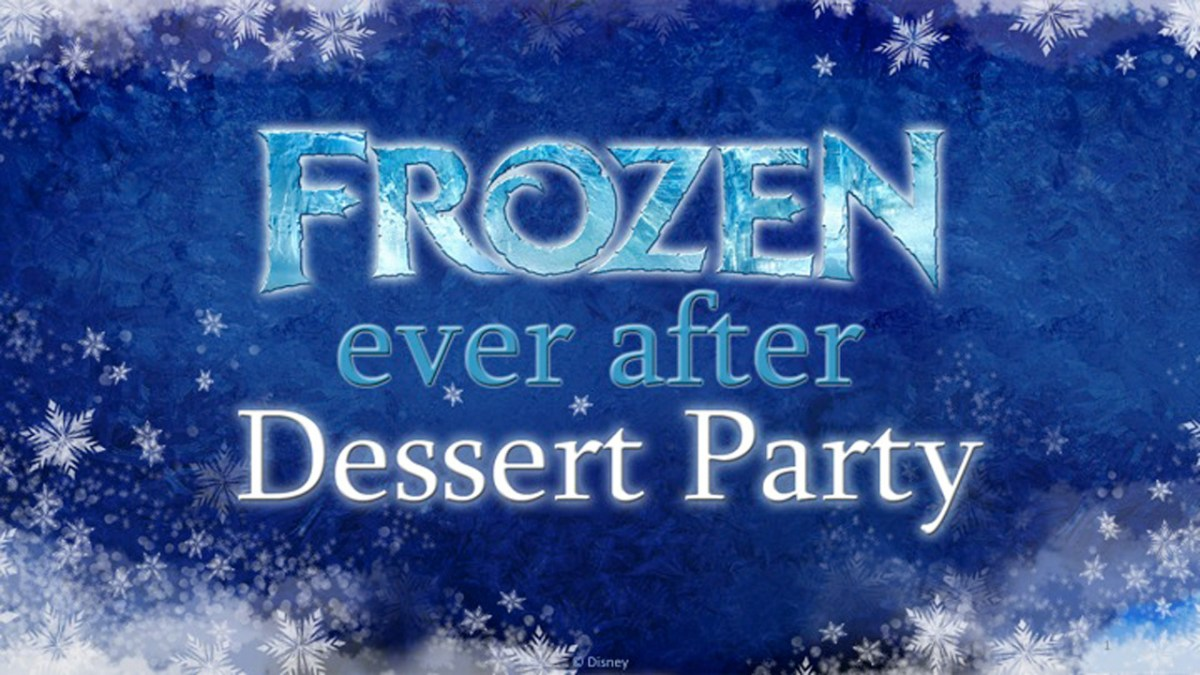 "Frozen Ever After Dessert Party at Epcot's ""IllumiNations: Reflections of Earth"""