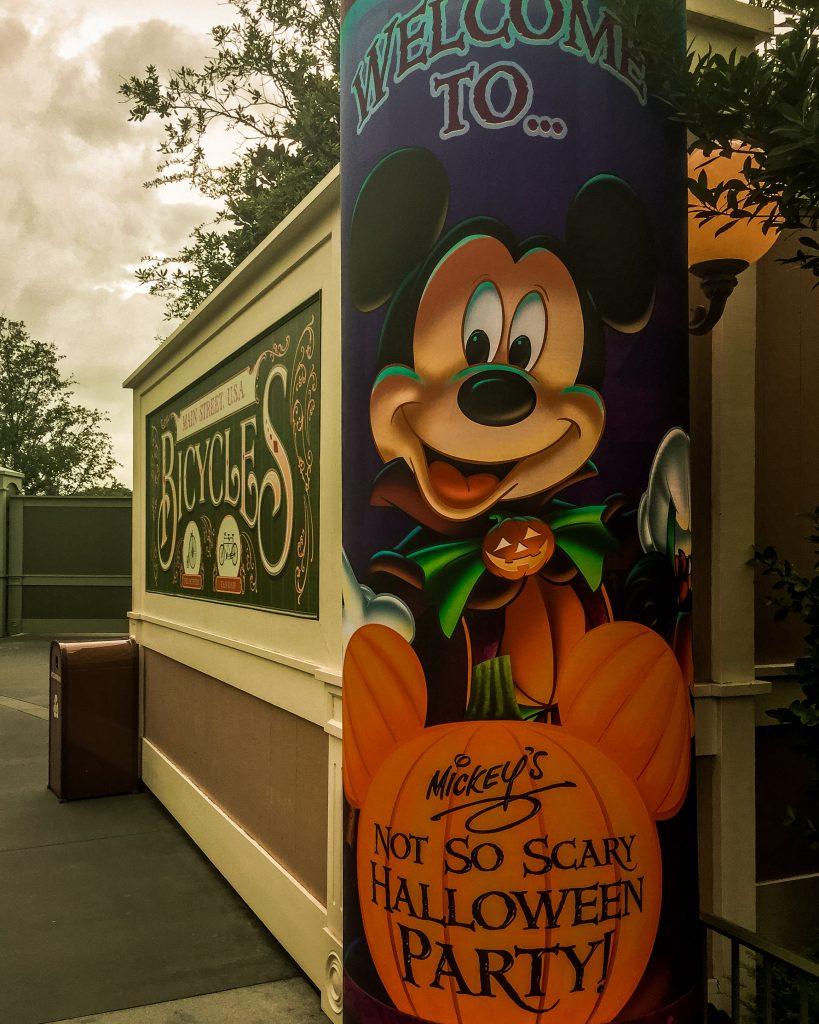 mickeys not so scary halloween party treat locations