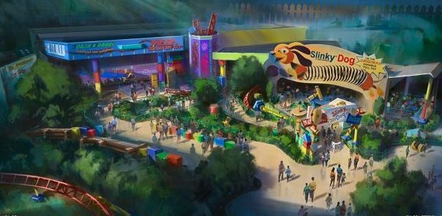 New Attractions Coming to Disney's Hollywood Studios