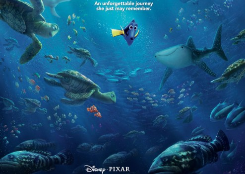 Finding Dory Printable Perfect for Homeschoolers