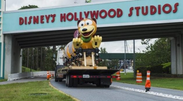 Toy Story Land Slinky® Dog Dash at Disney's Hollywood Studios