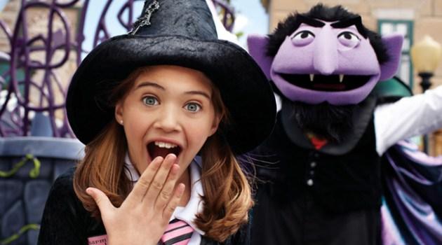Family Fun at SeaWorld Orlando Halloween Spooktacular