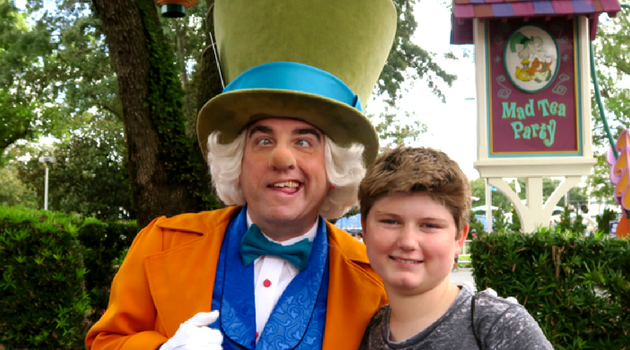 5 Things Alice in Wonderland Would ❤️ at Disney World
