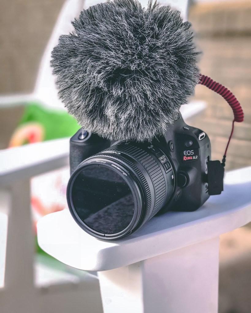 Canon Rebel EOS SL2