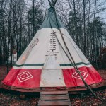 Worst Travel Experiences: Teepee Glamping