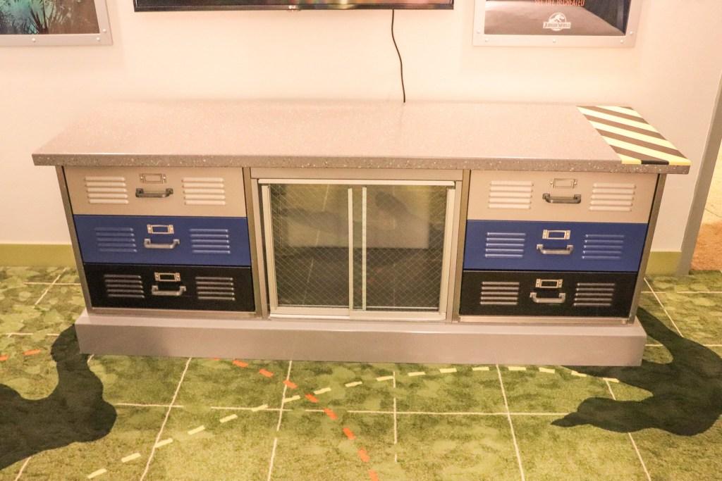 Jurassic World Kids Suite Dresser