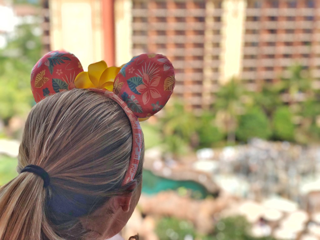 Disney Beyond the Parks Aulani