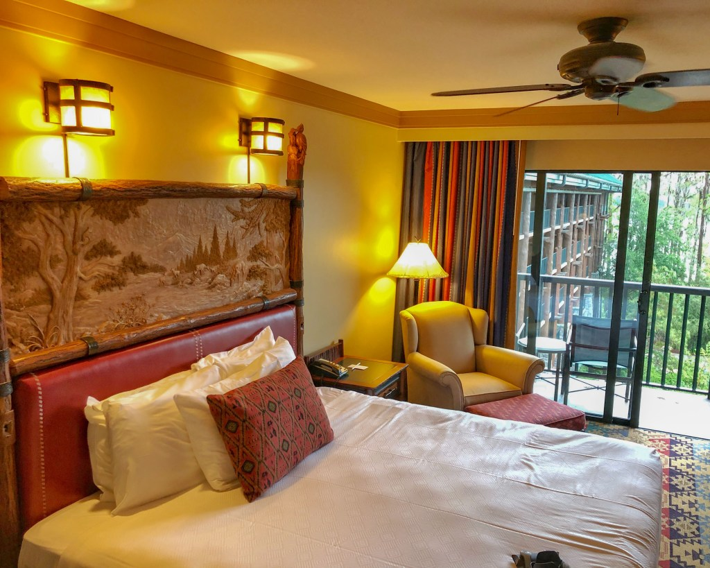 Wilderness Lodge Rooms