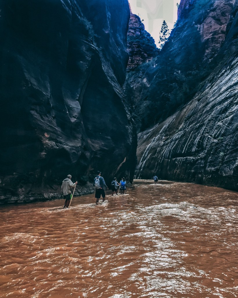 Zion Hikes The Narrows