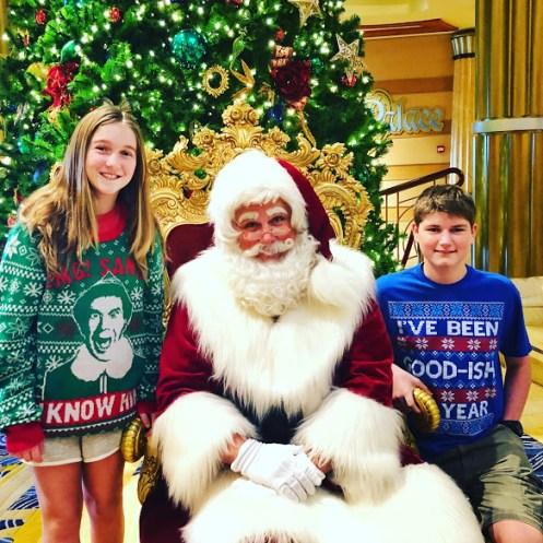 disney christmas cruise