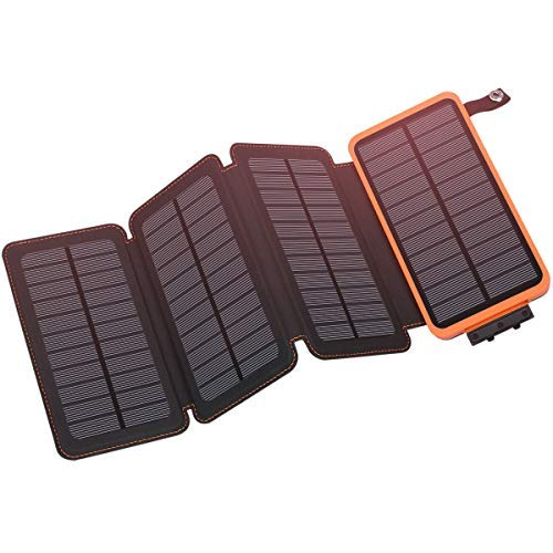 Travel Essentials for Men: Solar Charger