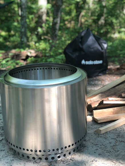 solo stove bonfire review