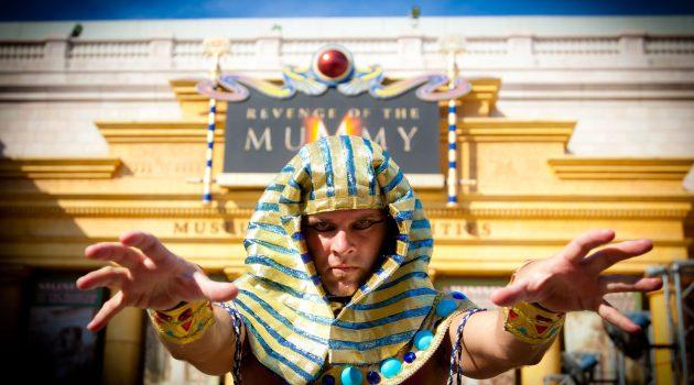 Revenge of the Mummy Universal Studios Florida