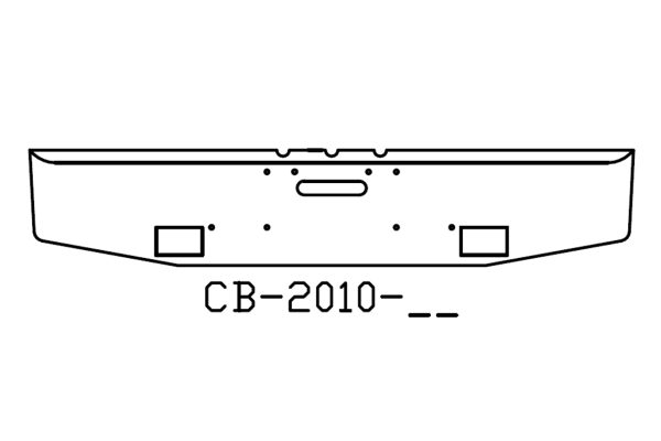 V-CB-2010-03 Aftermarket, Fits Freightliner Classic 18