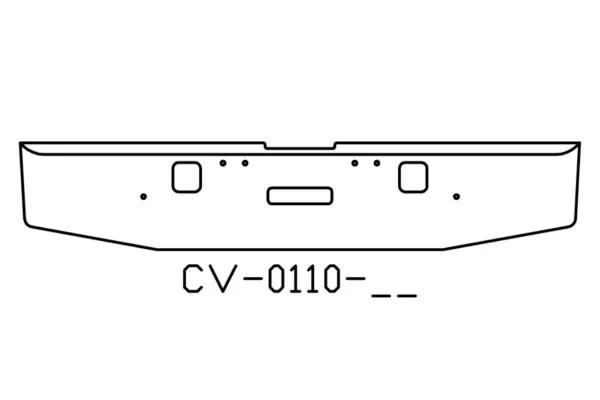V-CV-0110-11 Aftermarket, Fits Freightliner Classic XL 18