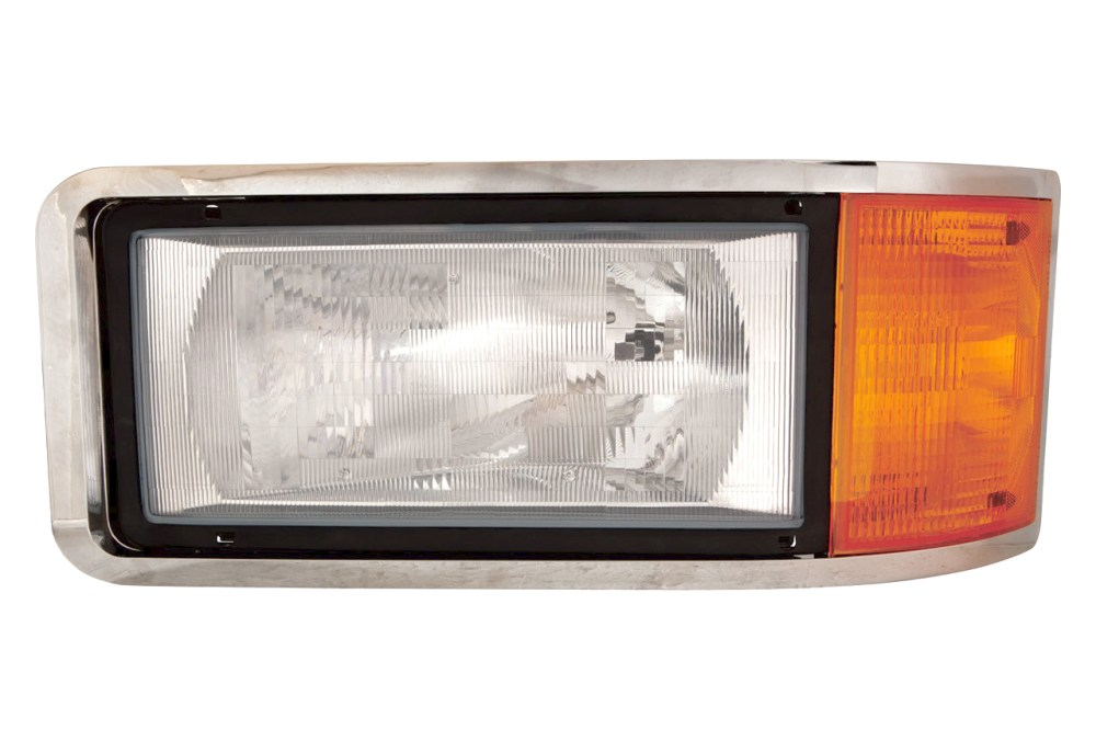 medium resolution of mack ch600 cl600 cl700 headlight assembly