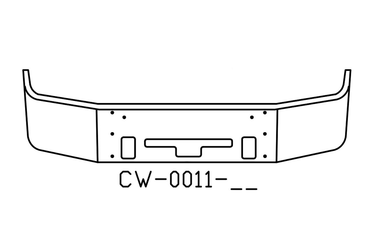 120-CW-0011-16 Aftermarket, Fits Freightliner Century